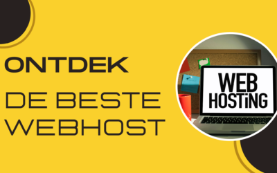 ONTDEK DE BESTE EN GOEDKOOPSTE WEBHOST